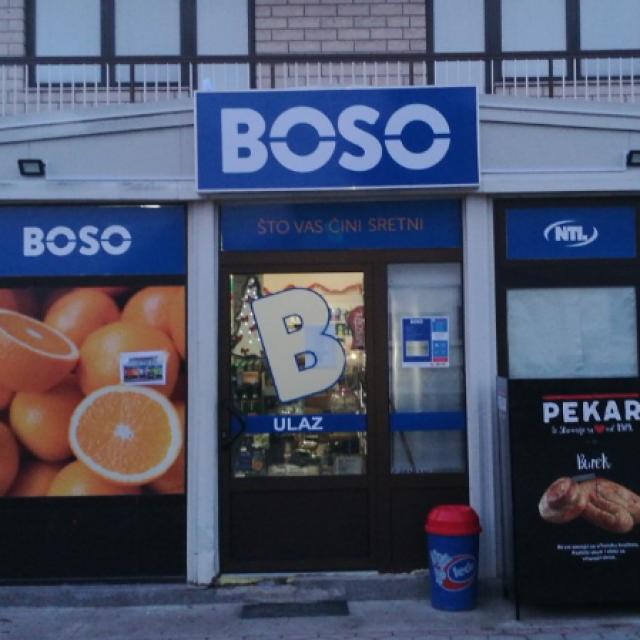 Trgovina Boso