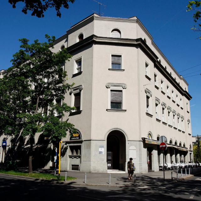 Zgrada HND-a