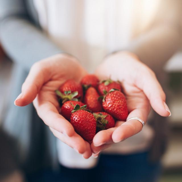 Perete li dobro jagode?
