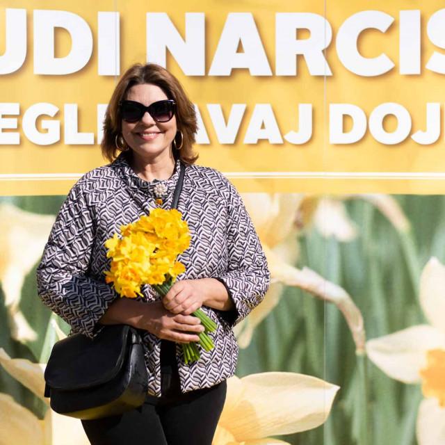 Voditeljica Karmela Vukov Colić