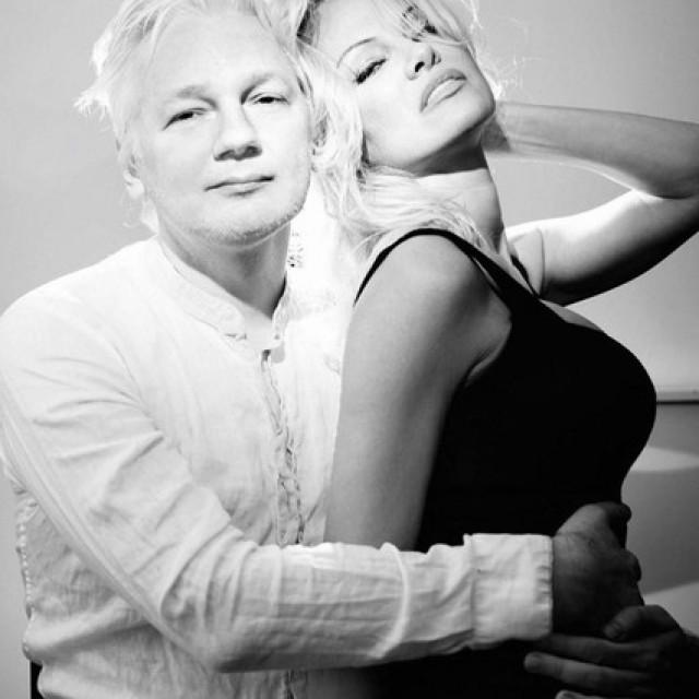 Pamela i Jullian