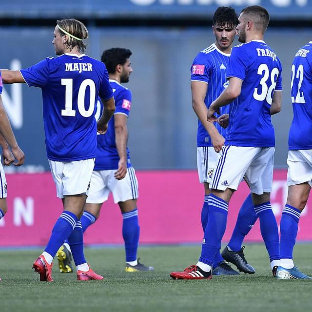 Prijateljska utakmica između Dinama i Gorice