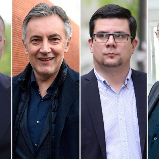 Ivan Anušić, Miroslav Škoro, Domagoj Hajduković, Branimir Glavaš