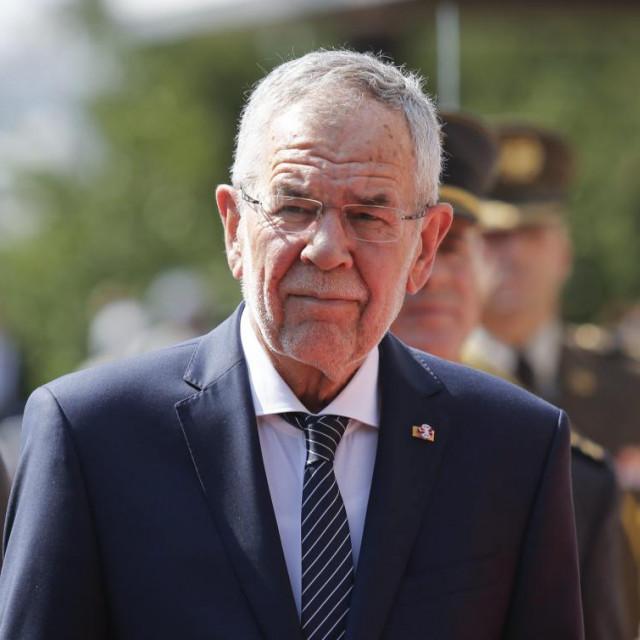 Austrijski predsjednik Alexander Van der Bellen