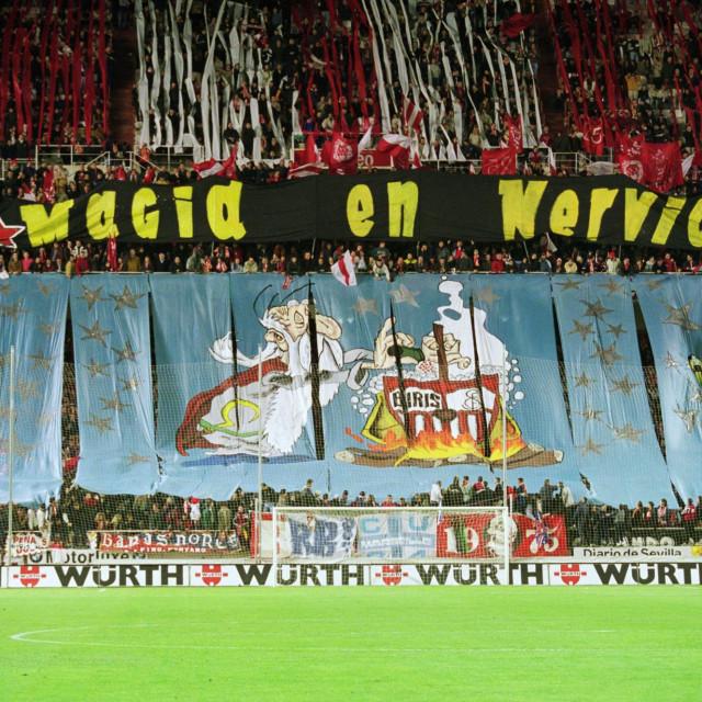 Sevillini navijači