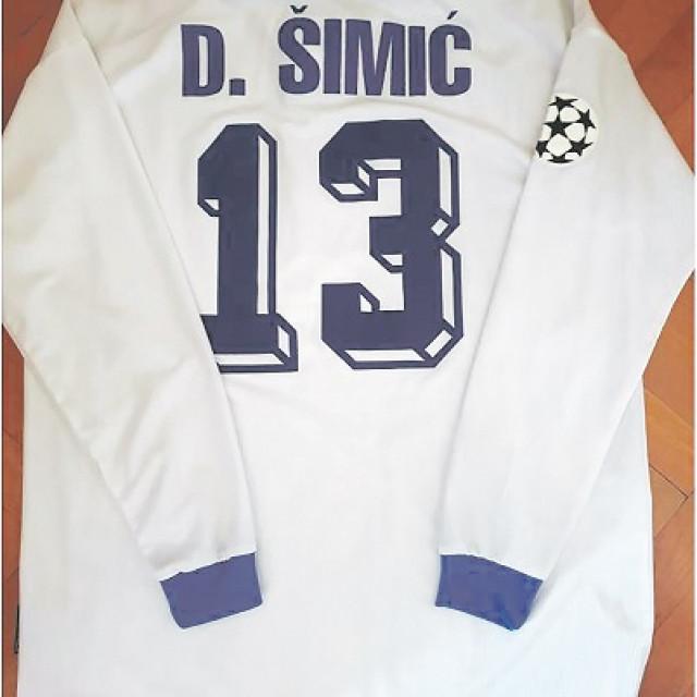 Dres Darija Šimića iz 1998.