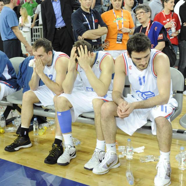 Na fotografiji: Troha Robert, Udrih Samo, Bogdanović Bojan, Vuksic Vedran.