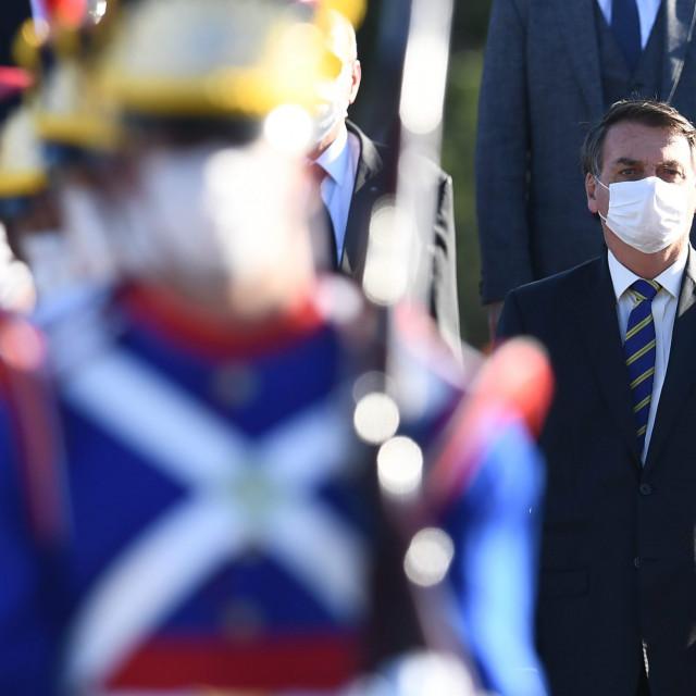 Brazilski predsjednik Jair Bolsonaro