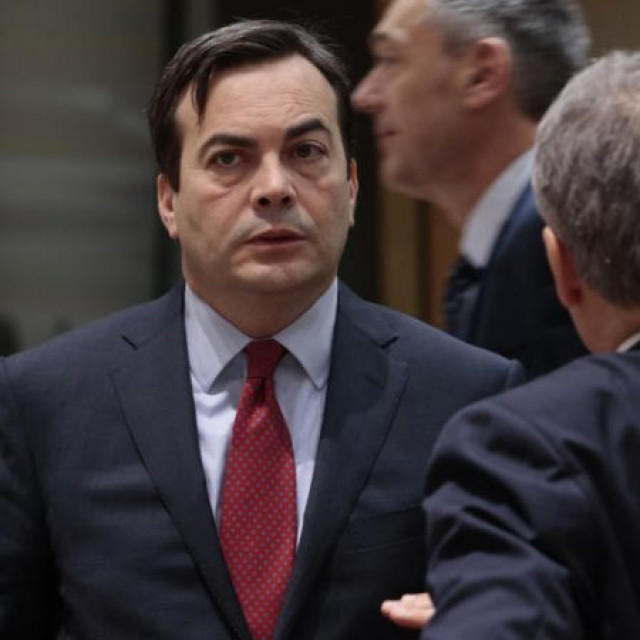 Italian Minister of European Affairs Enzo Amendola said a digital tax and a carbon border tax could be put in place to help increase the budget, apart from new contributions by member states.