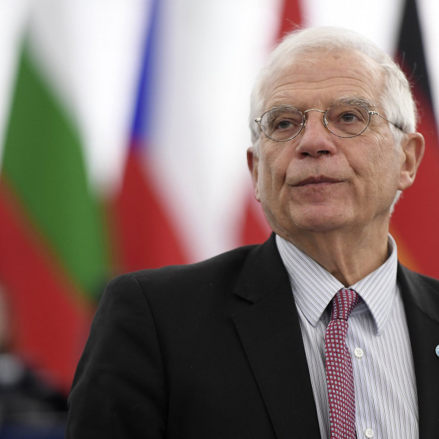 High Representative/ Vice President Josep Borrell