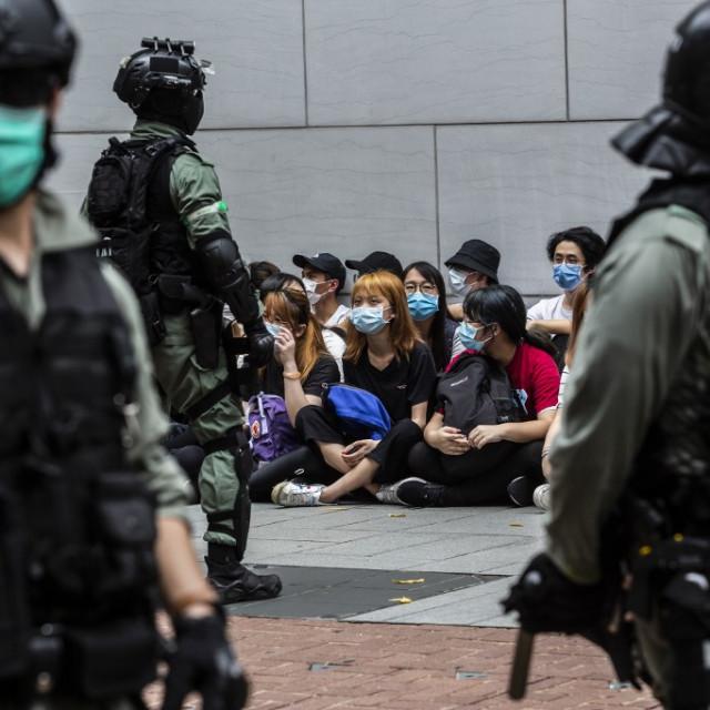 Prosvjedi u Hong Kongu