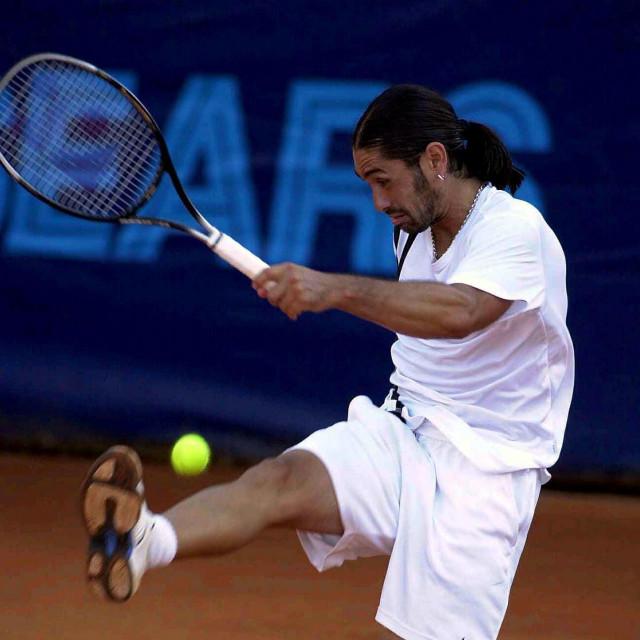 Marcelo Rios jedini je tenisač koji je bio broj 1, a da nikada nije osvojio Grand Slam