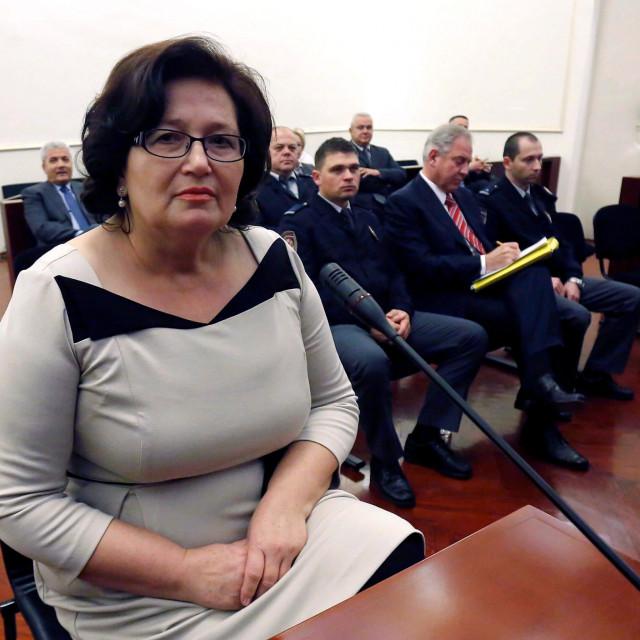 Branka Pavošević (arhiva)