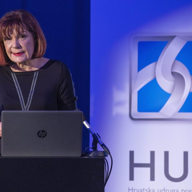 Gordana Deranja, predsjednica HUP-a