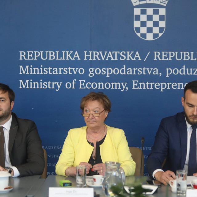 Tomislav Coric, Inga Zic i Josip Aladrović