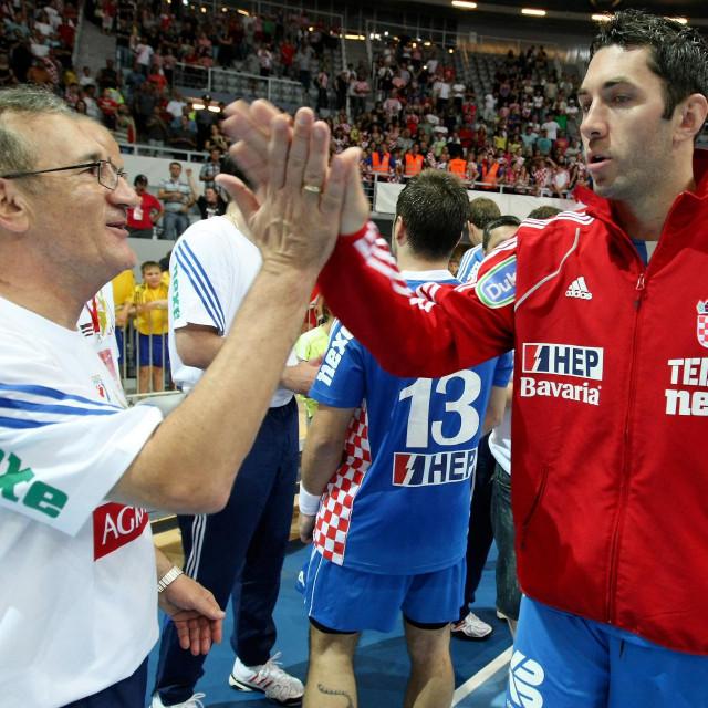 Lino Červar i Blaženko Lacković