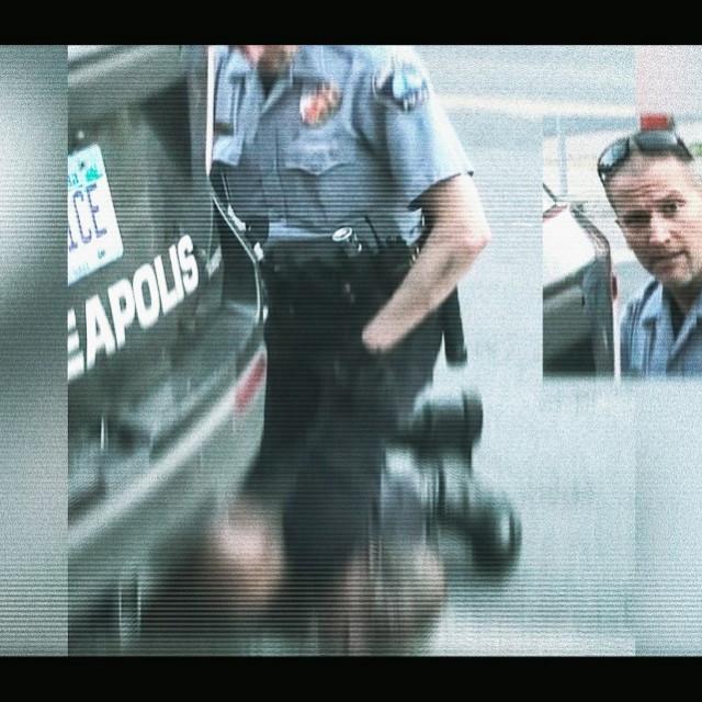 Policajac Derek Chauvin