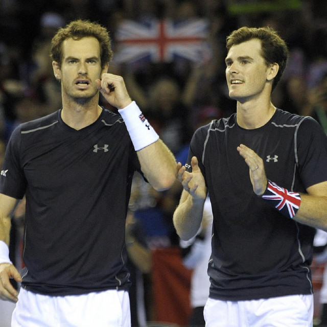 Andy i Jamie Murray