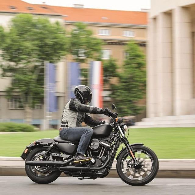 Motocikl Harley-Davidson