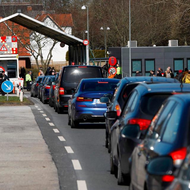 Dansko-njemačka granica