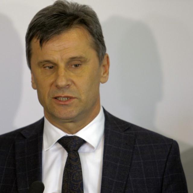Premijer Federacije BiH Fadil Novalić