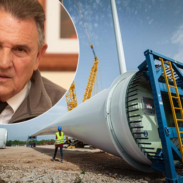 Čačić je problematizirao način na koji je država krajem 2013. ušla u posao s Bašićevom grupacijom C.E.M.P. o otkupu vjetroenergije, odnosno sklopila s njom ugovor na 14 godina