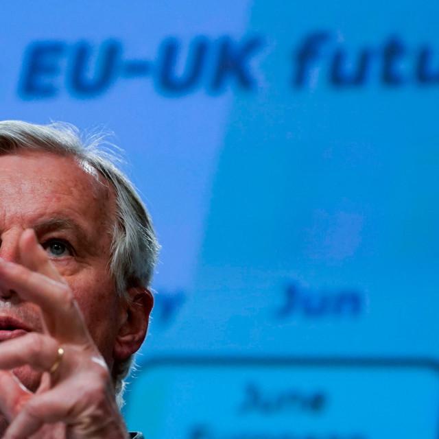 Glavni EU pregovarač za Brexit Michel Barnier u intervjuu za The Times najavio je ultimatum za Ujedinjenu Kraljevinu
