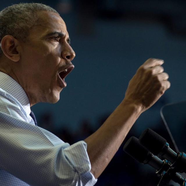 Barack Obama (arhivska fotografija)
