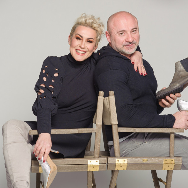 Indira i Miroslav Levak