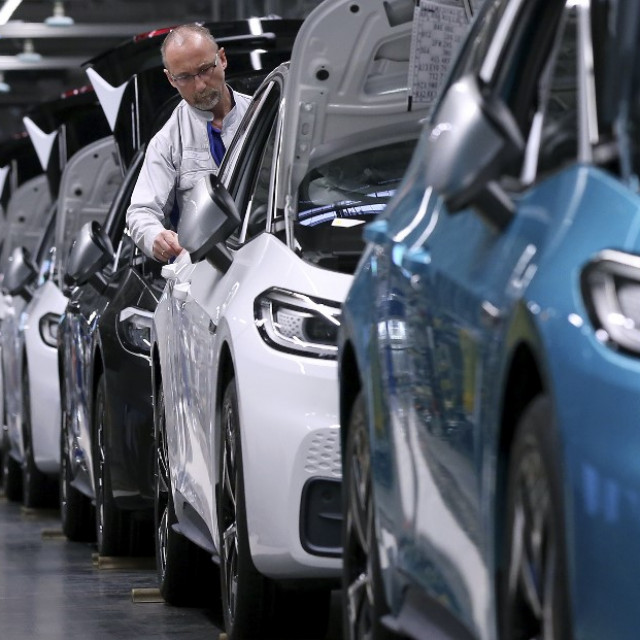 Električni automobil Volkswagena ID.3