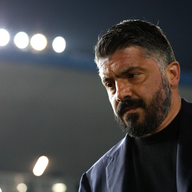 Gennaro Gattuso trenutačno je na funkciji trenera Napolija
