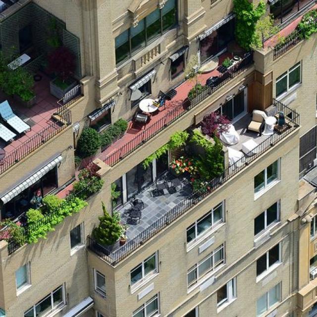 Terase na krovovima 6