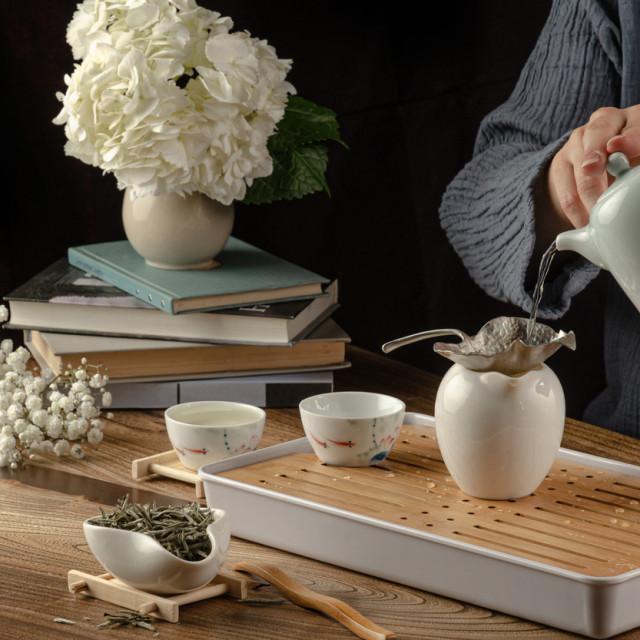 Važno: Čaj se ne koristi ako se istovremeno uzima terapija lijekom za smirenje