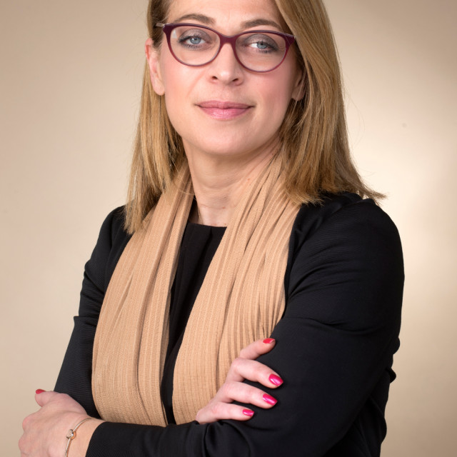 Liana Keserić, predsjednica Uprave Raiffeisen banke