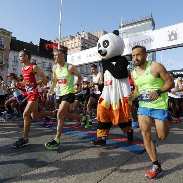 Prošle godine održan je 28. Zagrebački maraton