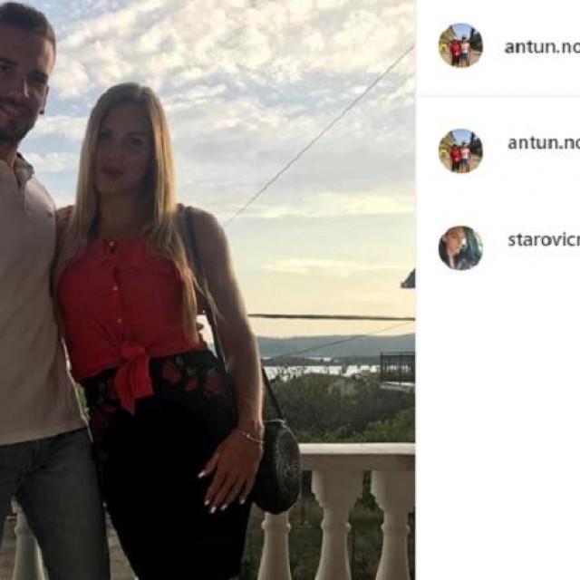 Antun Novaković ui Milica Starović