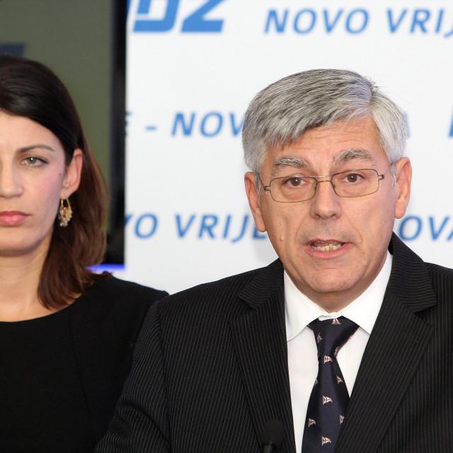 Josipa Rimac i Željko Reiner