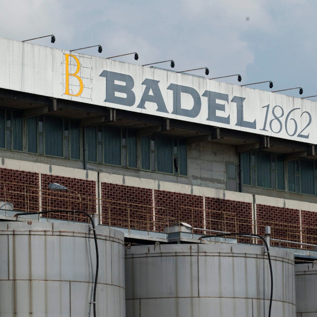 Tvornica Badel 1862