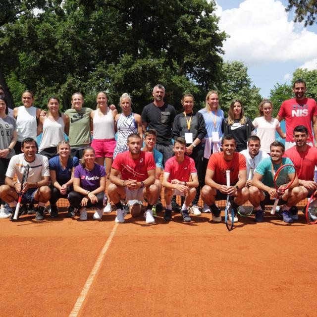 Najveće zvijezde HR tenisa na humanitarnom turniru 'Hrvatski premier Tenis'
