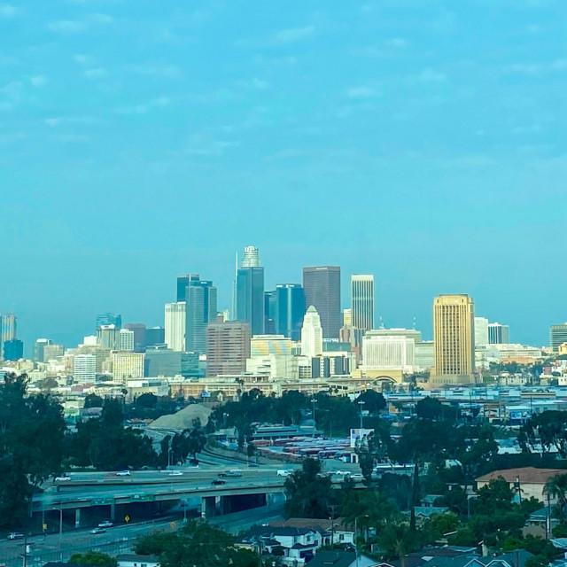 Los Angeles snimljen početkom ovog tjedna