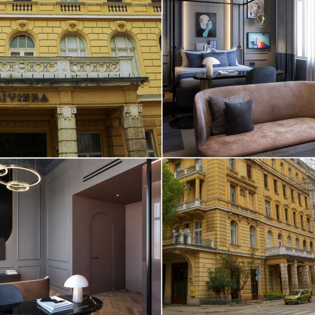 Budući izgled hotela Riviera