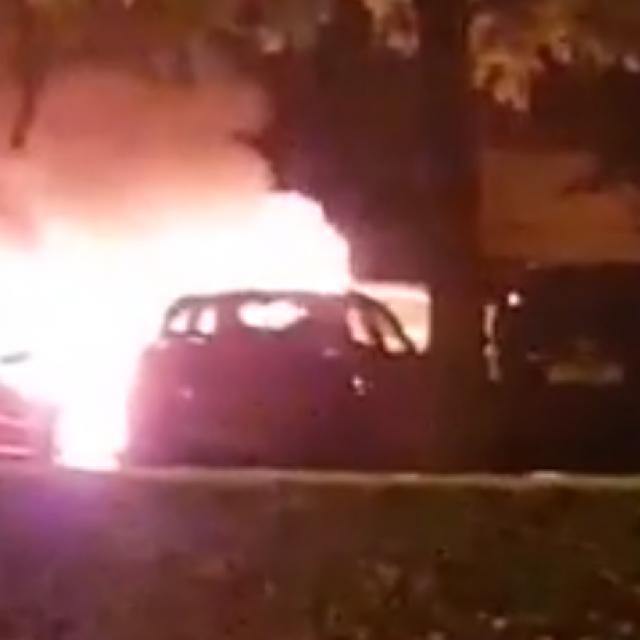 Požar u Prečkom