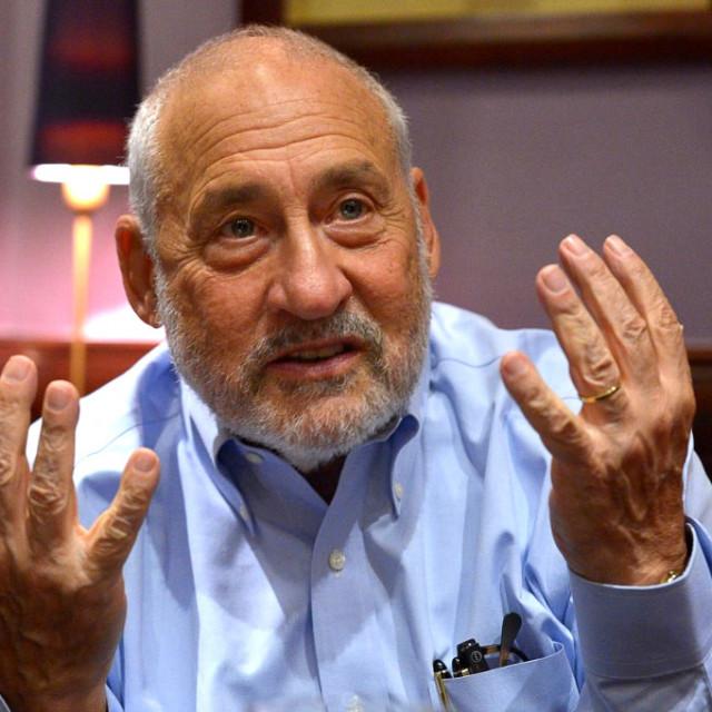 Joseph E. Stiglitz, dobitnik Nobelove nagrade za ekonomiju