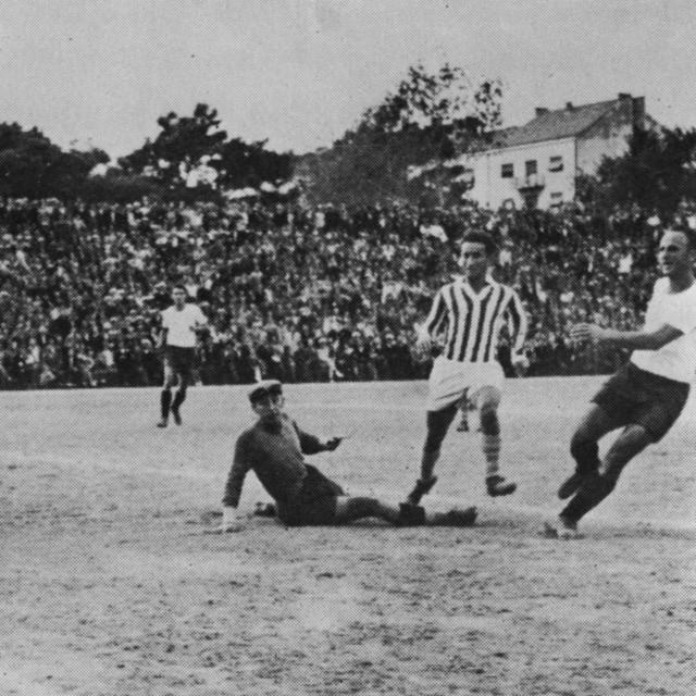 Frane Matošić. Fotografije skenirane iz knjige Hajduk Split 1911-1981