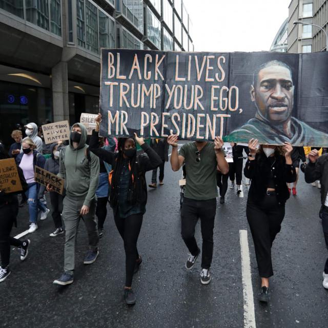 Prosvjed u Londonu