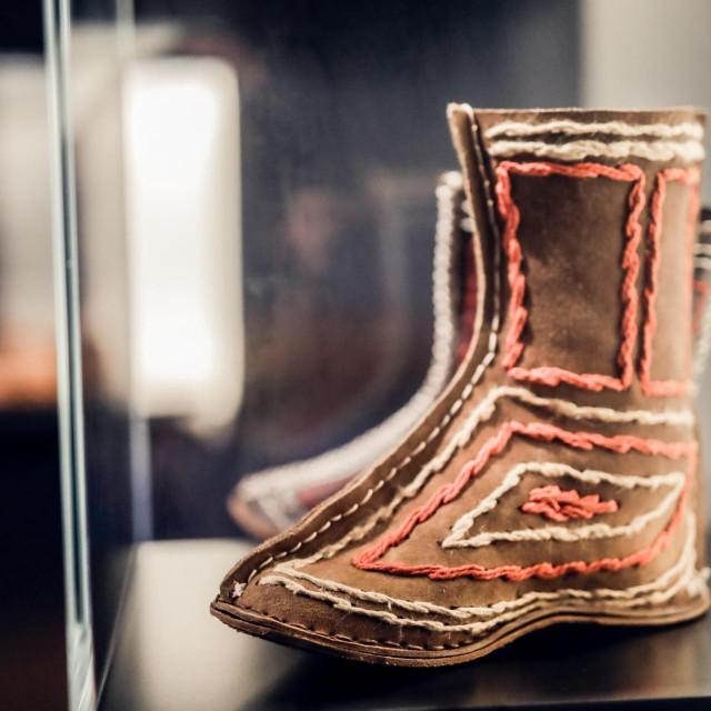 Muzej vučedolske kulture - Vučedolska čizmica