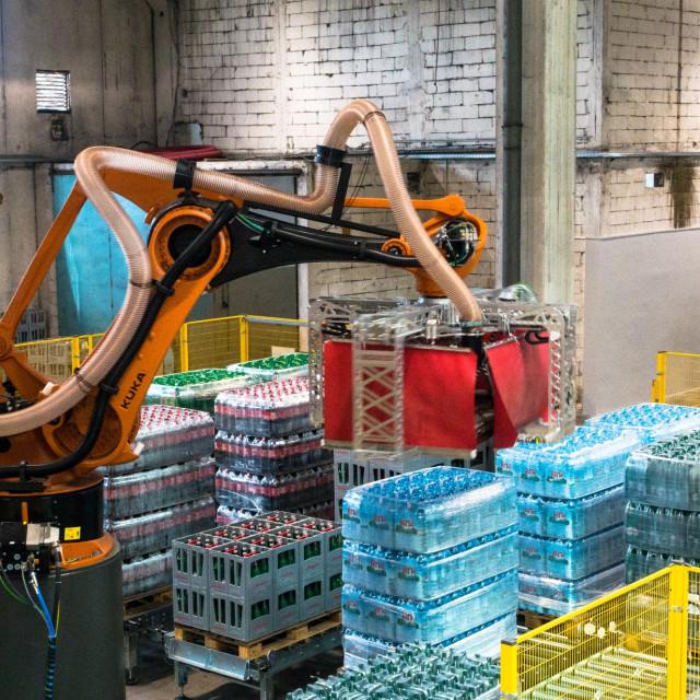 Novi robotski sustav