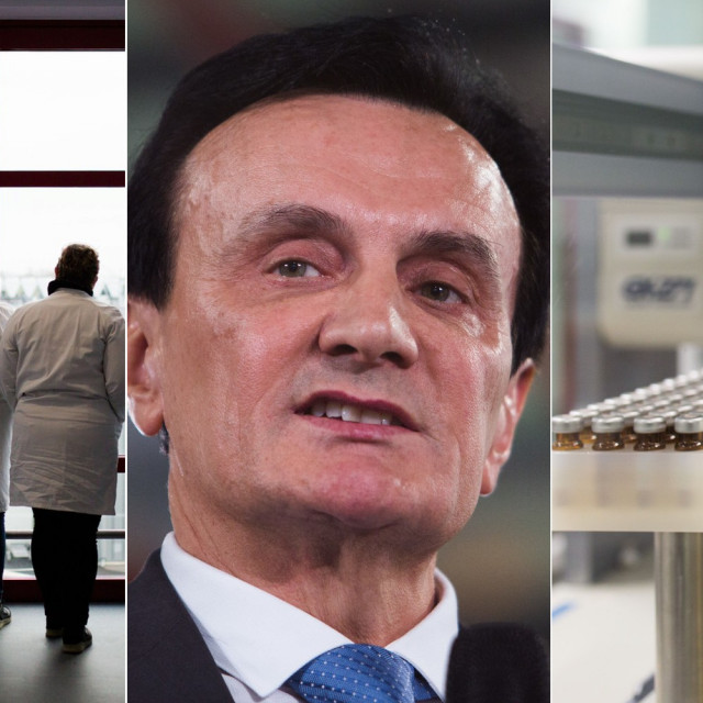 AstraZeneca, farmaceutska kompanija; direktor Pascal Soriot
