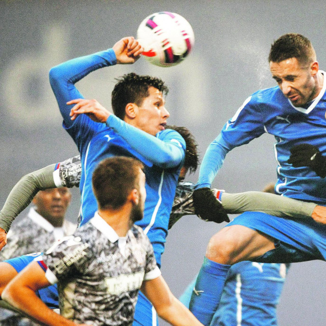 Sigali i Taravel u derbiju protiv Hajduka