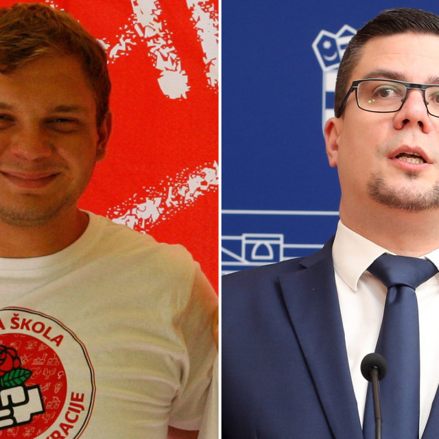 Tomislav Mikulin i Domagoj Hajduković